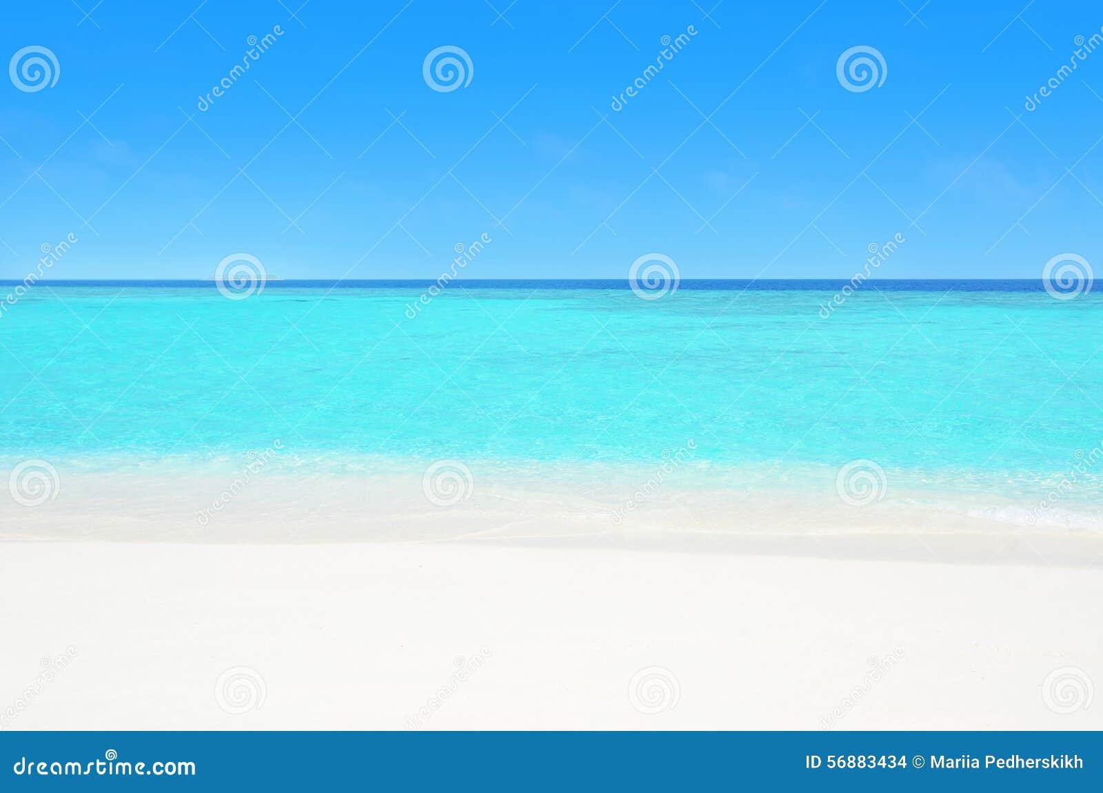 Spiaggia celestiale