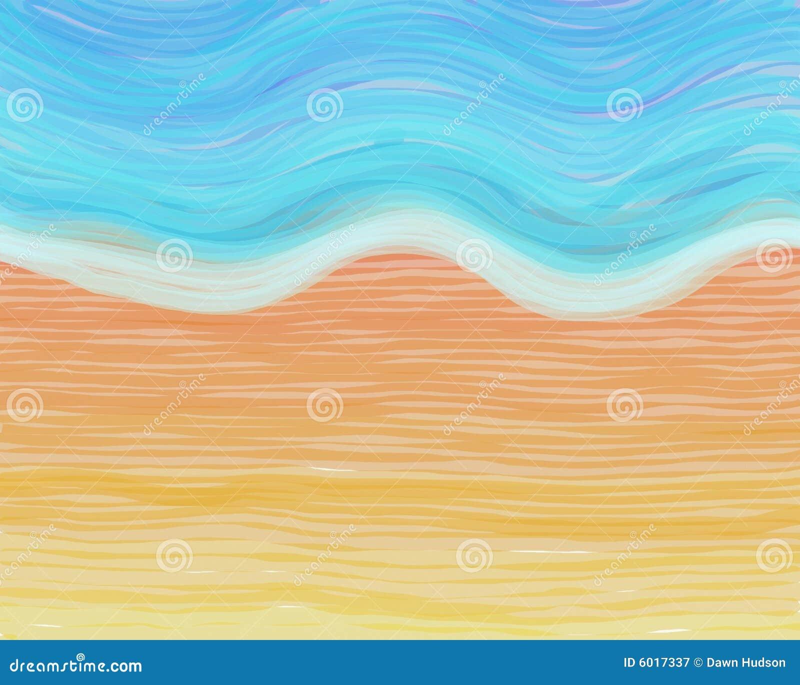 Spiaggia del Watercolour