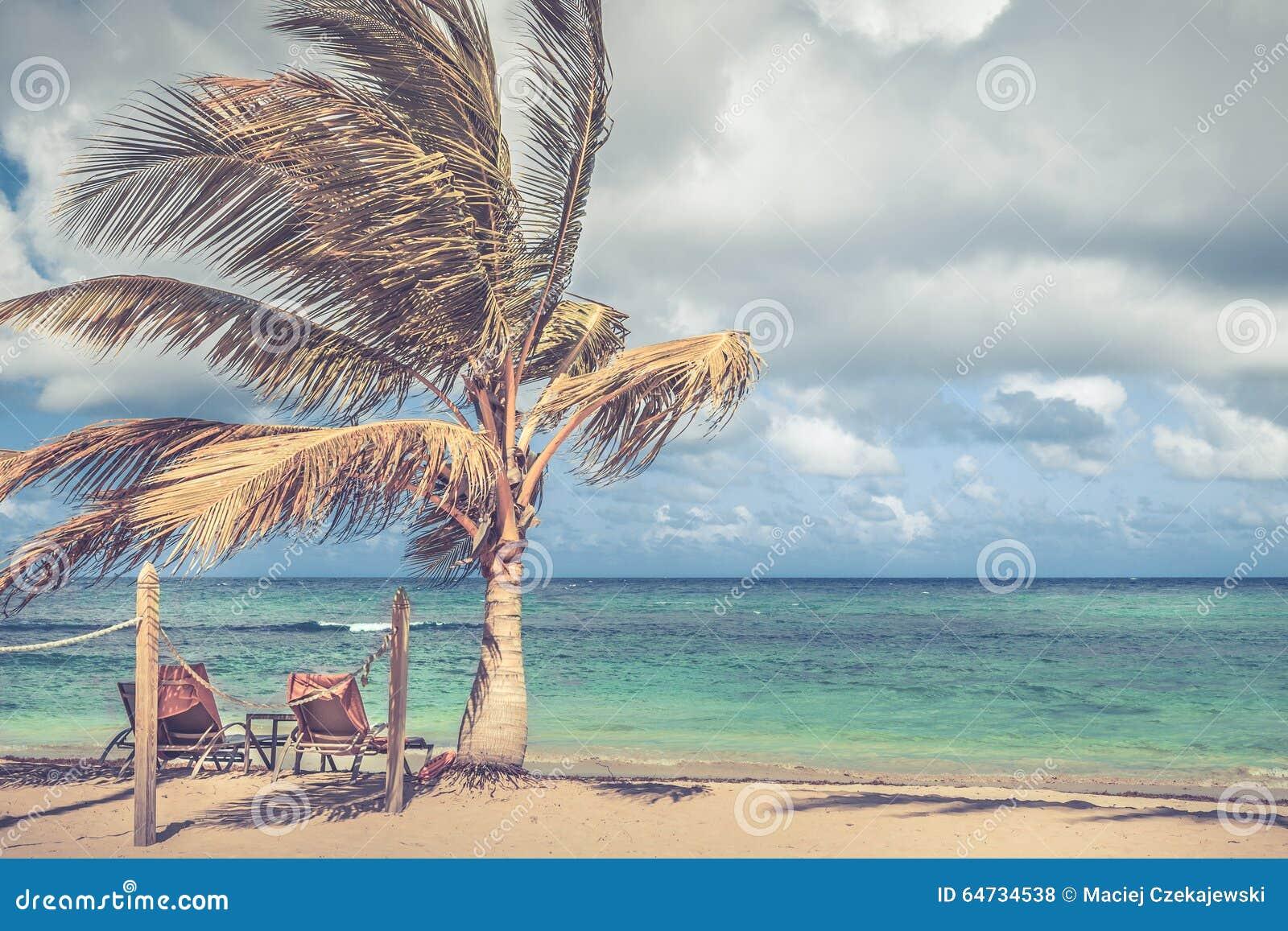 Spiaggia della Repubblica dominicana