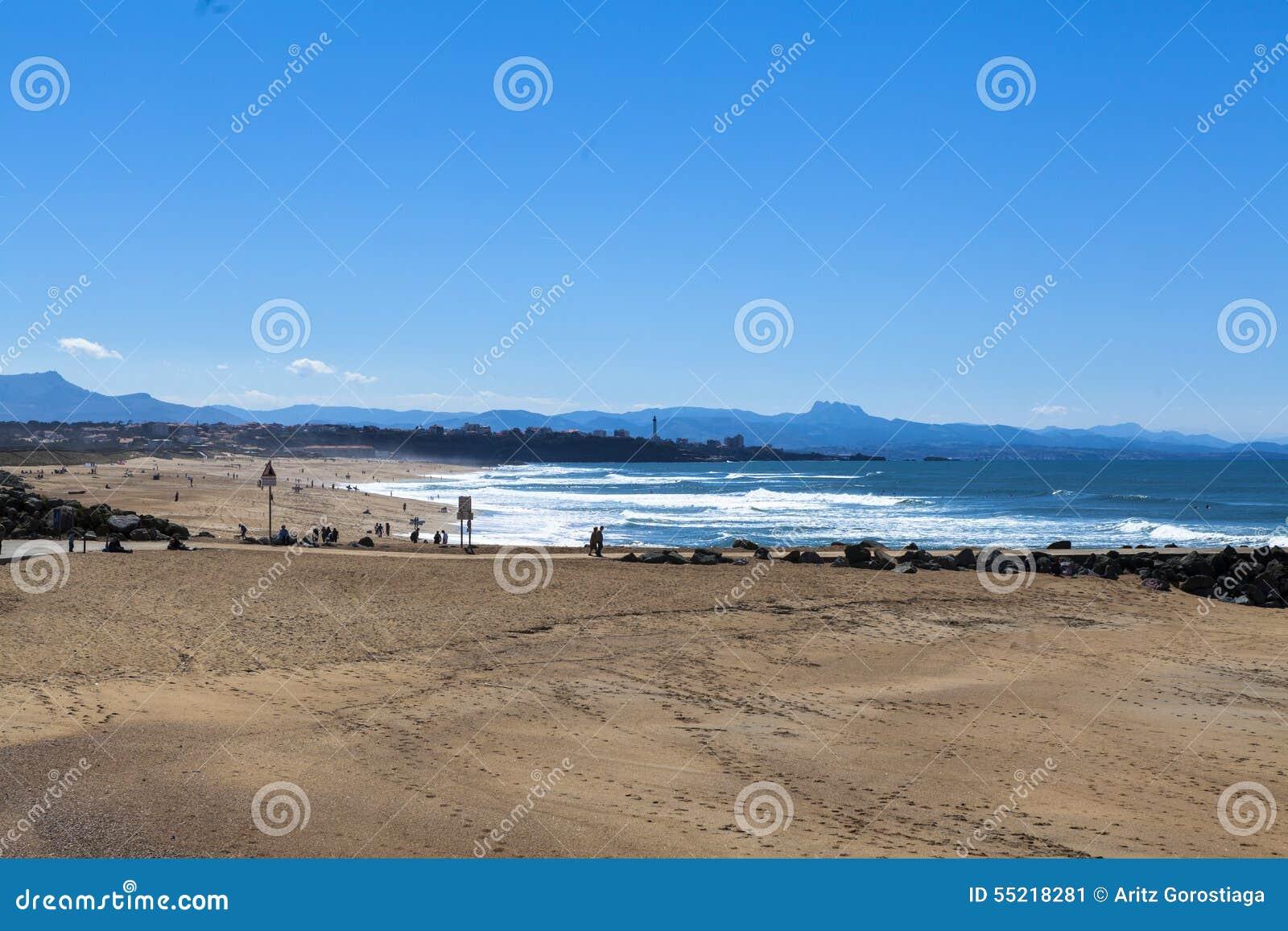 Spiaggia di Anglet