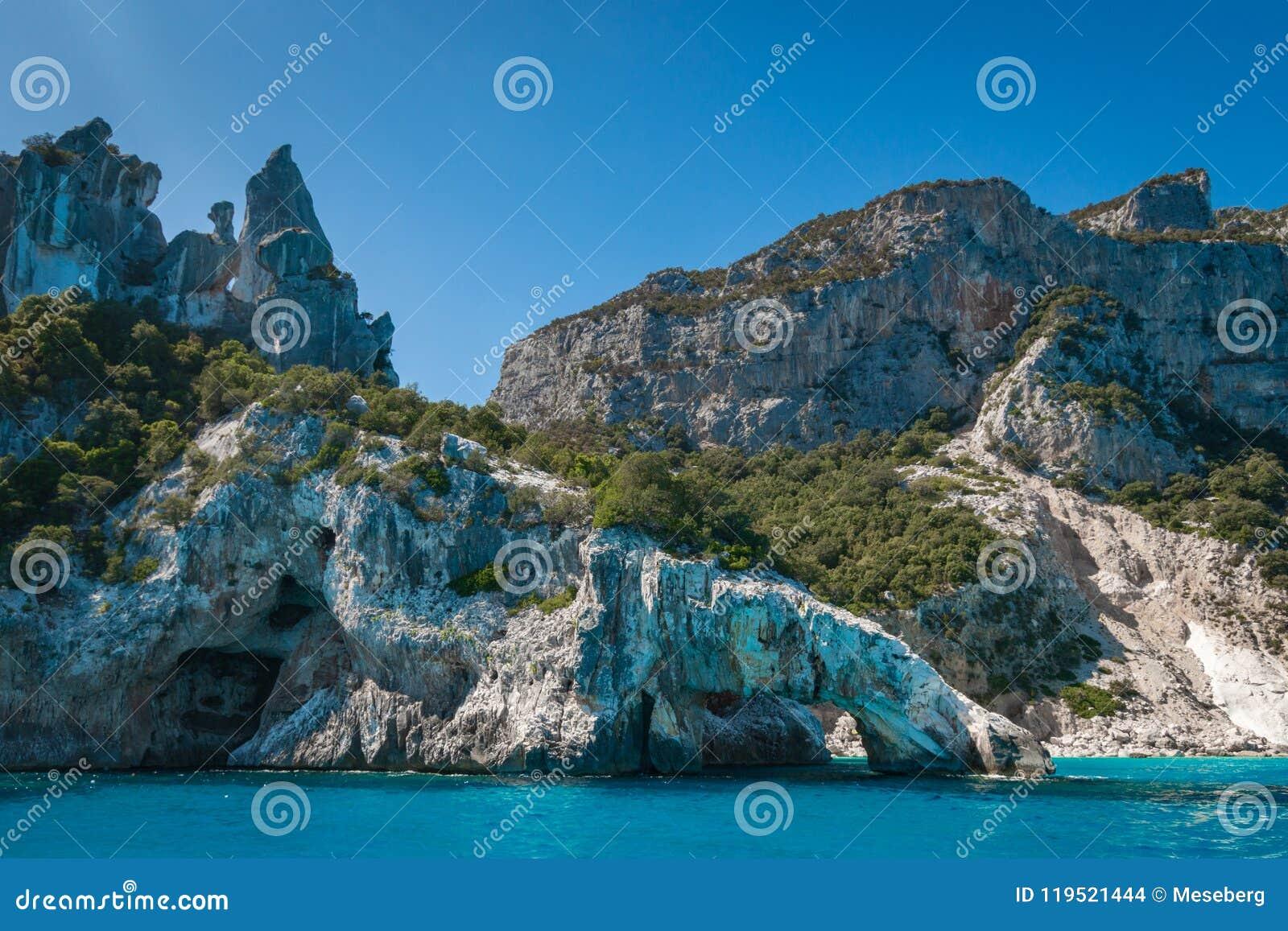 Spiaggia di Cala Goloritze, Italia