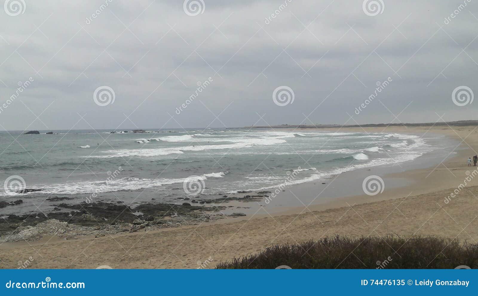 Spiaggia di Chipipe - Ecuador