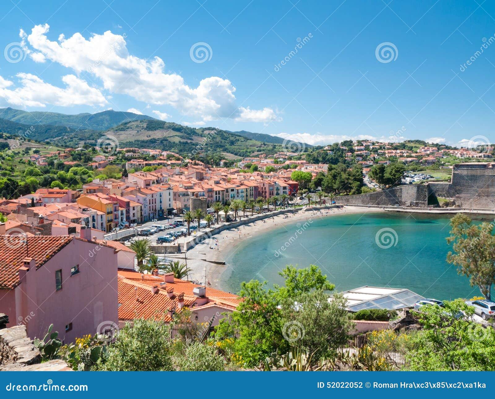 Spiaggia di Collioure