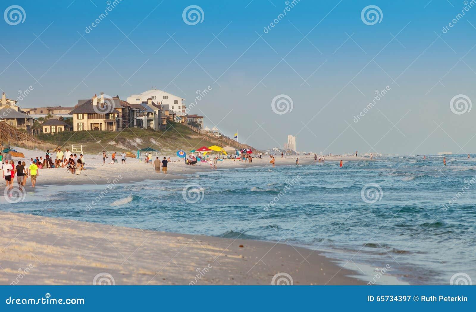 Spiaggia di Destin in Florida