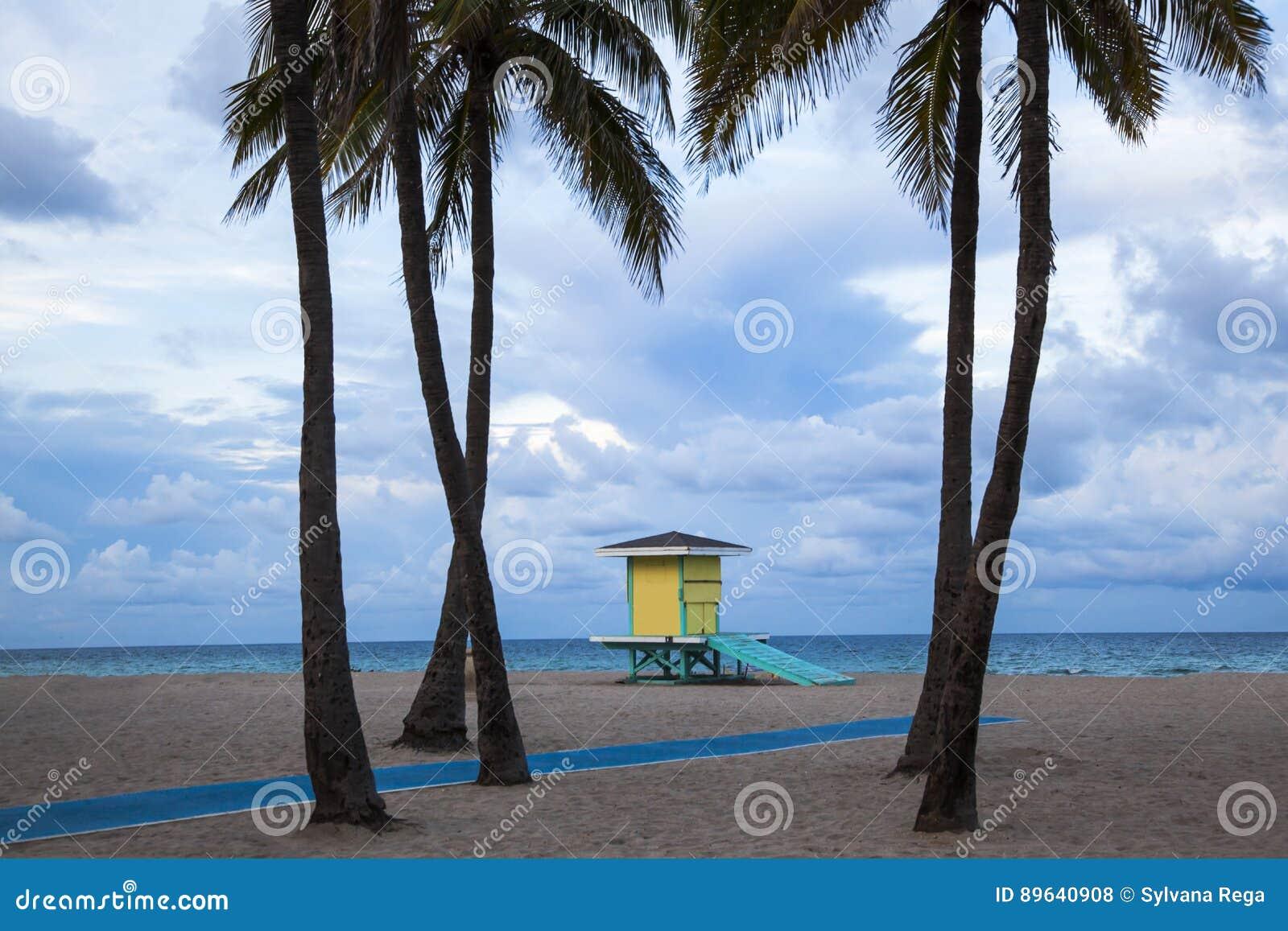 Spiaggia di Hollywood