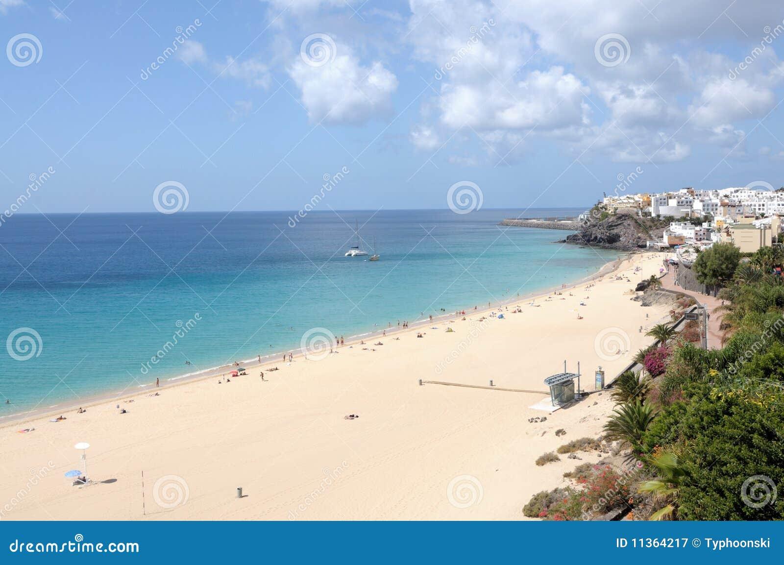 Matrimonio Spiaggia Fuerteventura : Spiaggia di morro jable fuerteventura spagna immagine