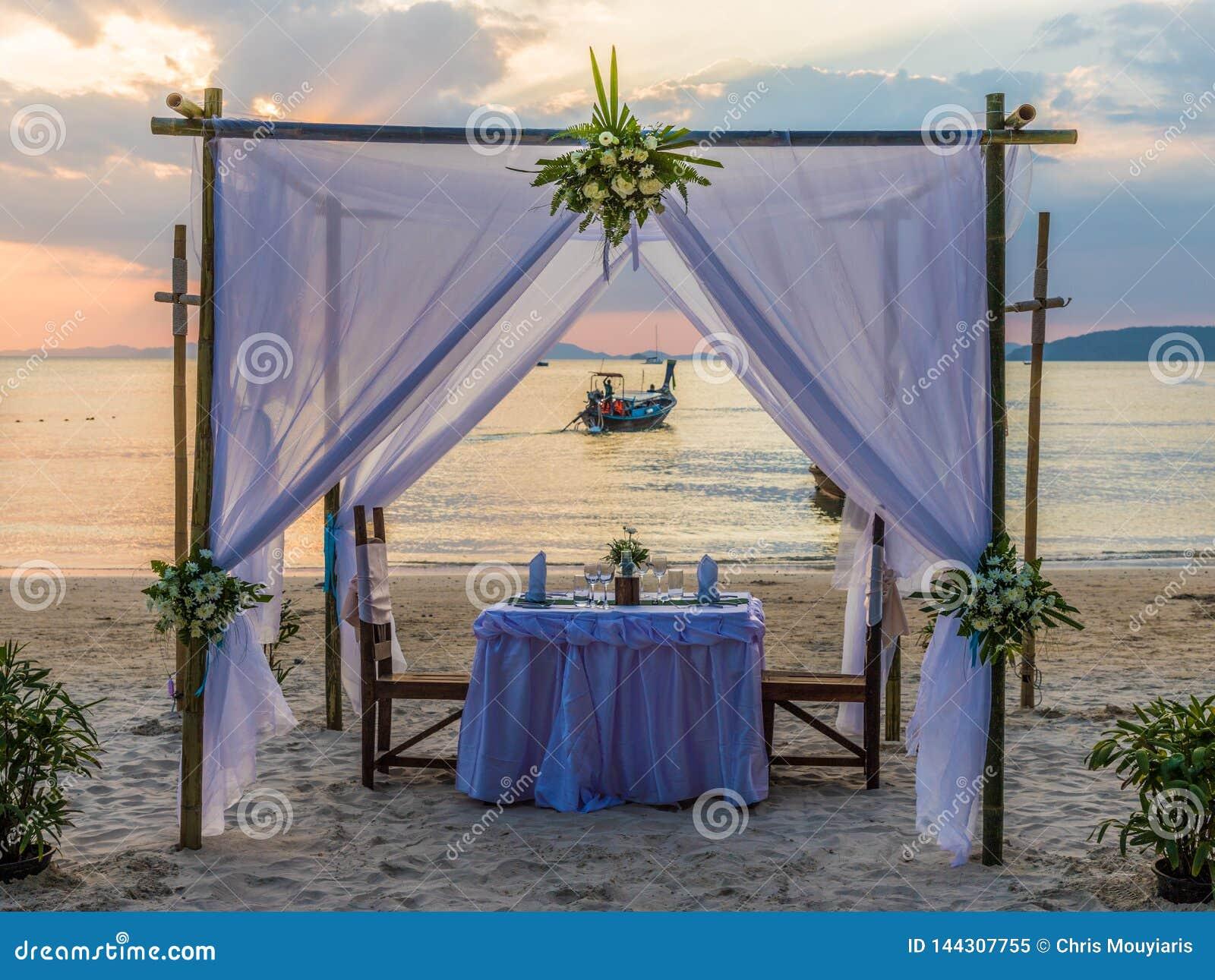 Spiaggia di Railay in Krabi Tailandia