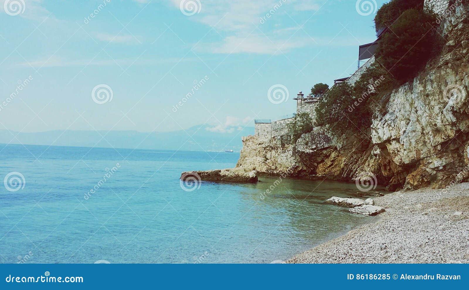 Spiaggia di Rijeka