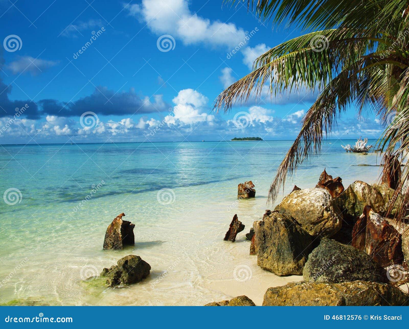 Spiaggia di Saipan