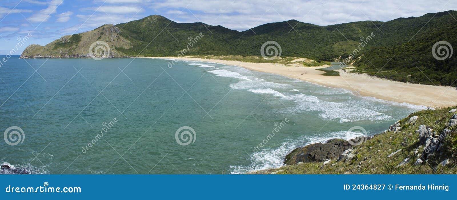 Spiaggia in Florianopolis