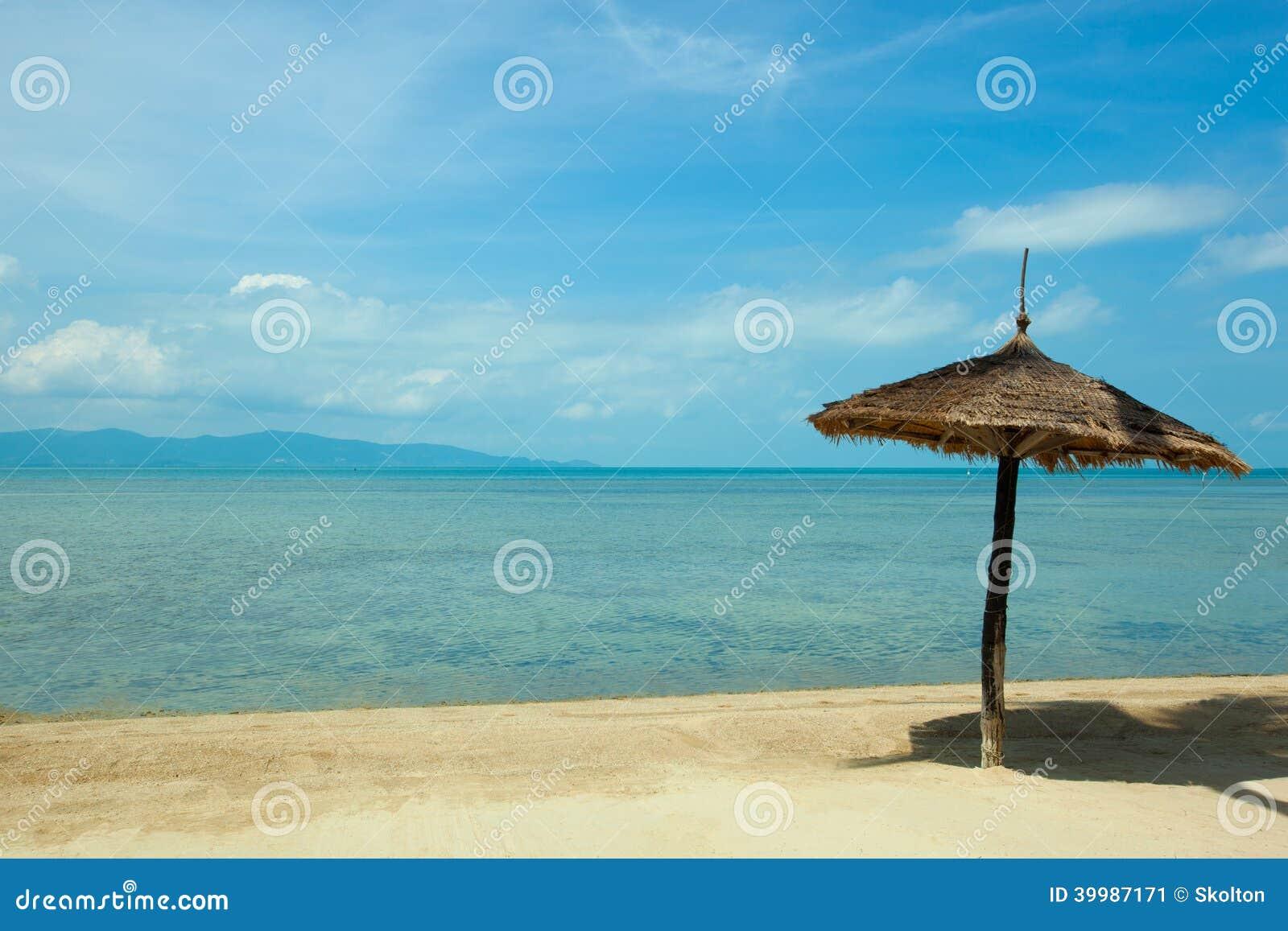 Spiaggia in Koh Phangan Thailand
