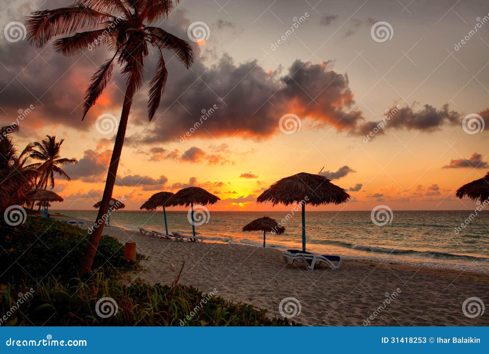 Spiaggia, Varadero, Cuba