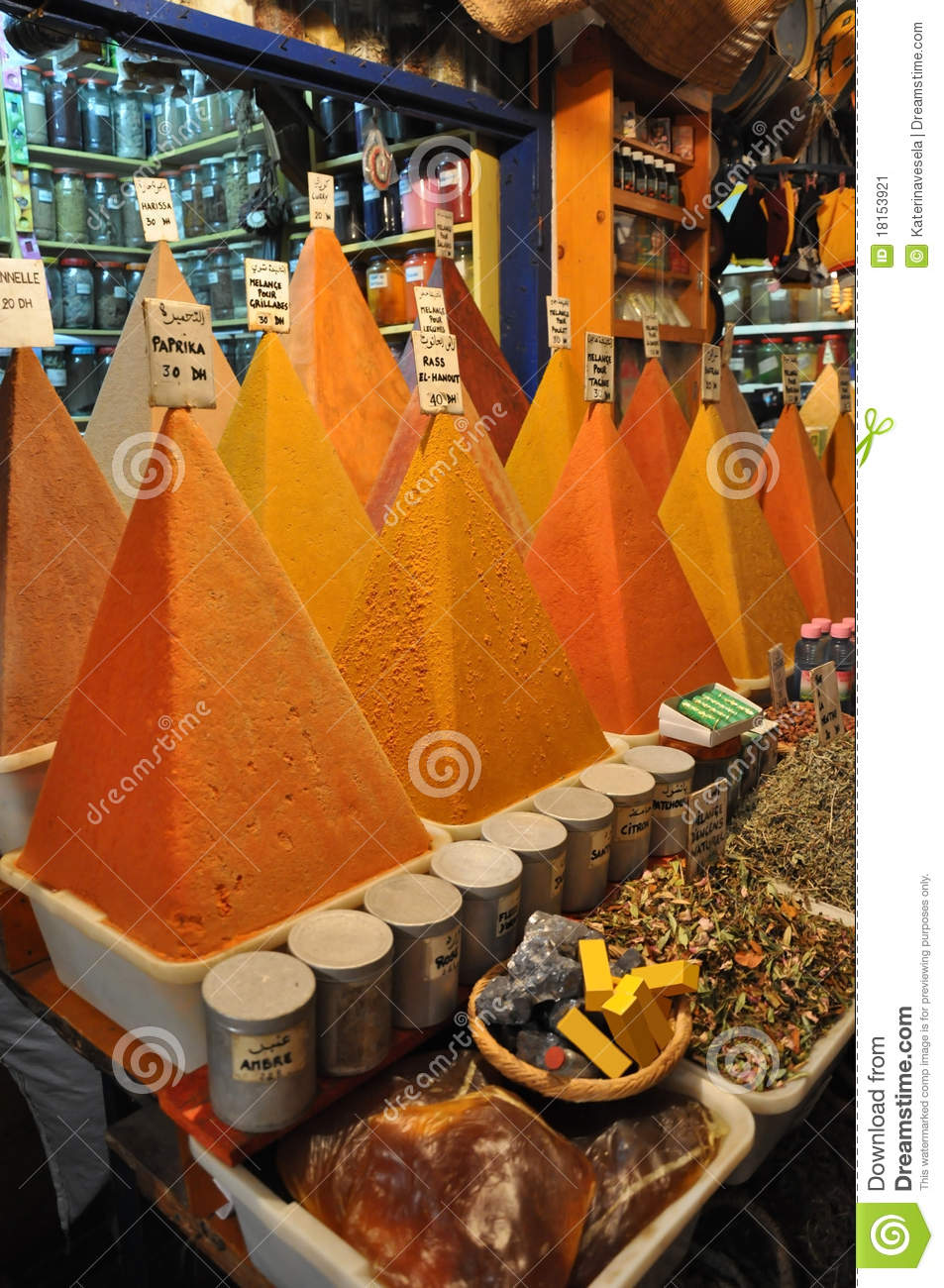 How to Start a Spices Business