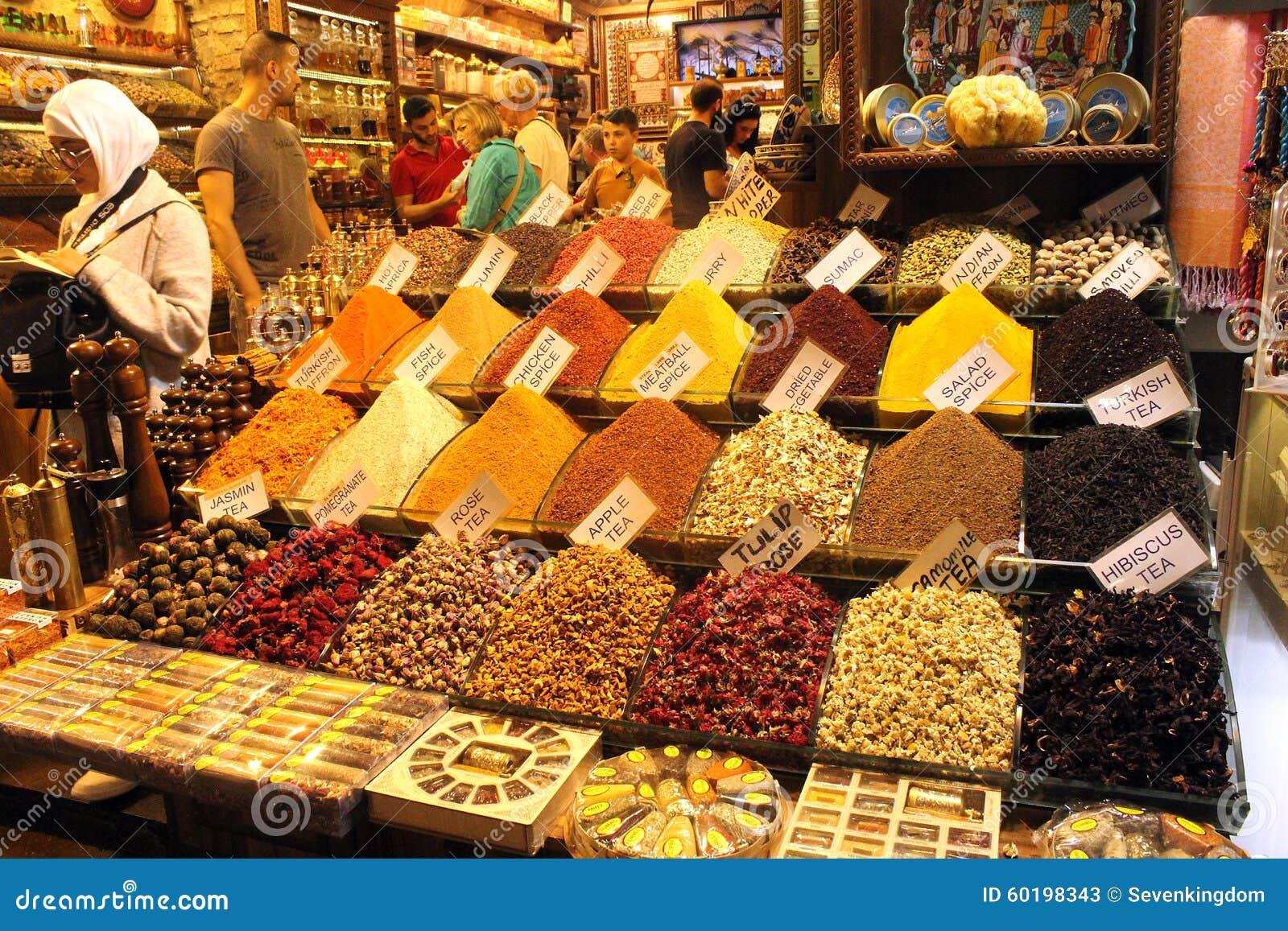 Spice shop business plan