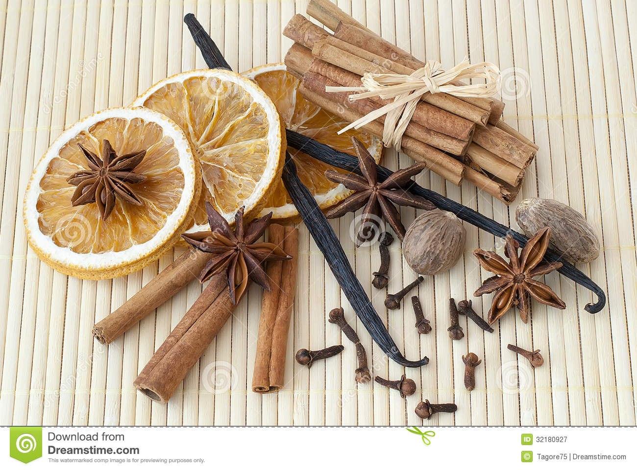 Spices Royalty Free Stock Photography - Image: 32180927