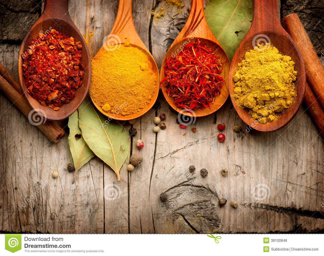 Spices And Herbs Over Wood Stock Photo Image 39100848 Watermelon Wallpaper Rainbow Find Free HD for Desktop [freshlhys.tk]