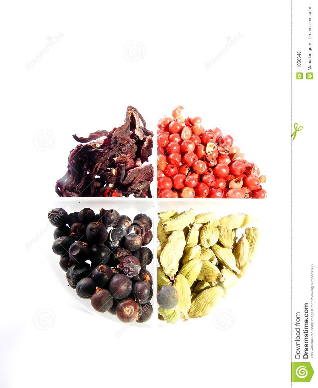 Spices and herbs on white background stock image image of powder download comp izmirmasajfo