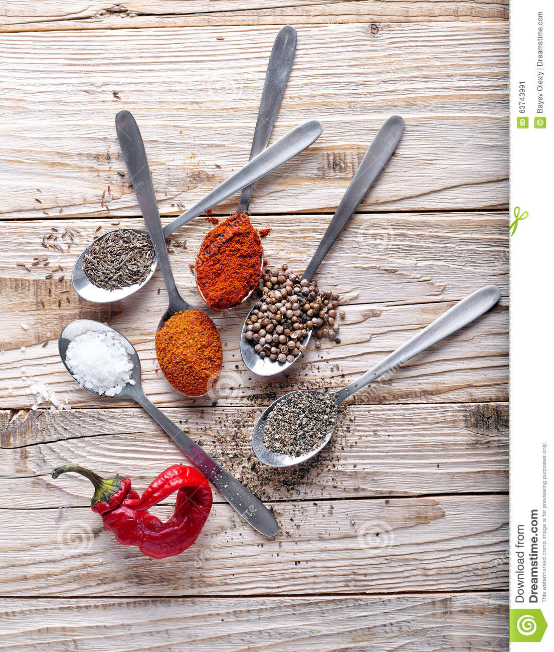 how to make chili powder from spices