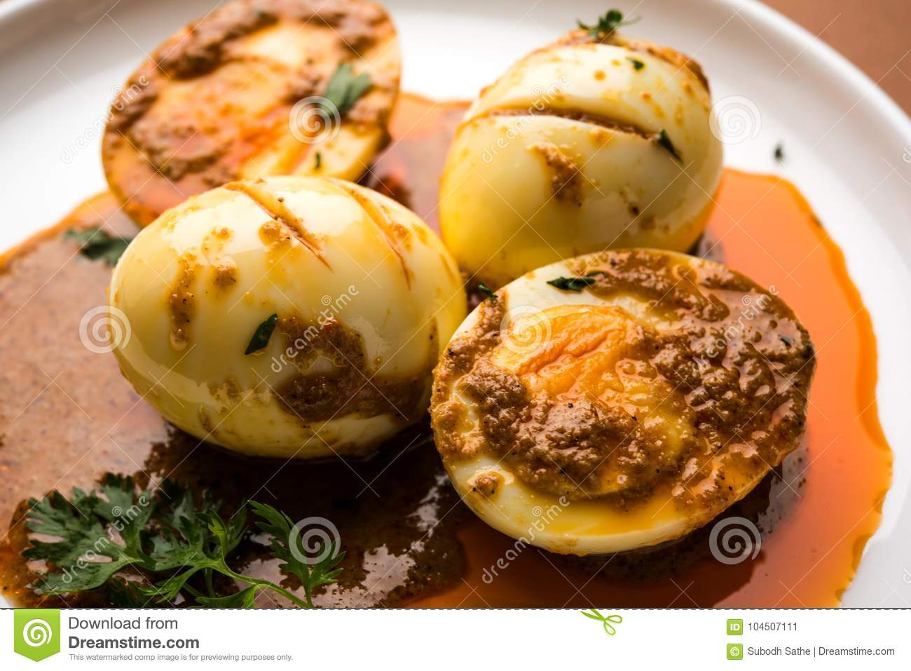 Spicy anda curry or egg curry or egg masala gravy stock image download spicy anda curry or egg curry or egg masala gravy stock image image of forumfinder Images