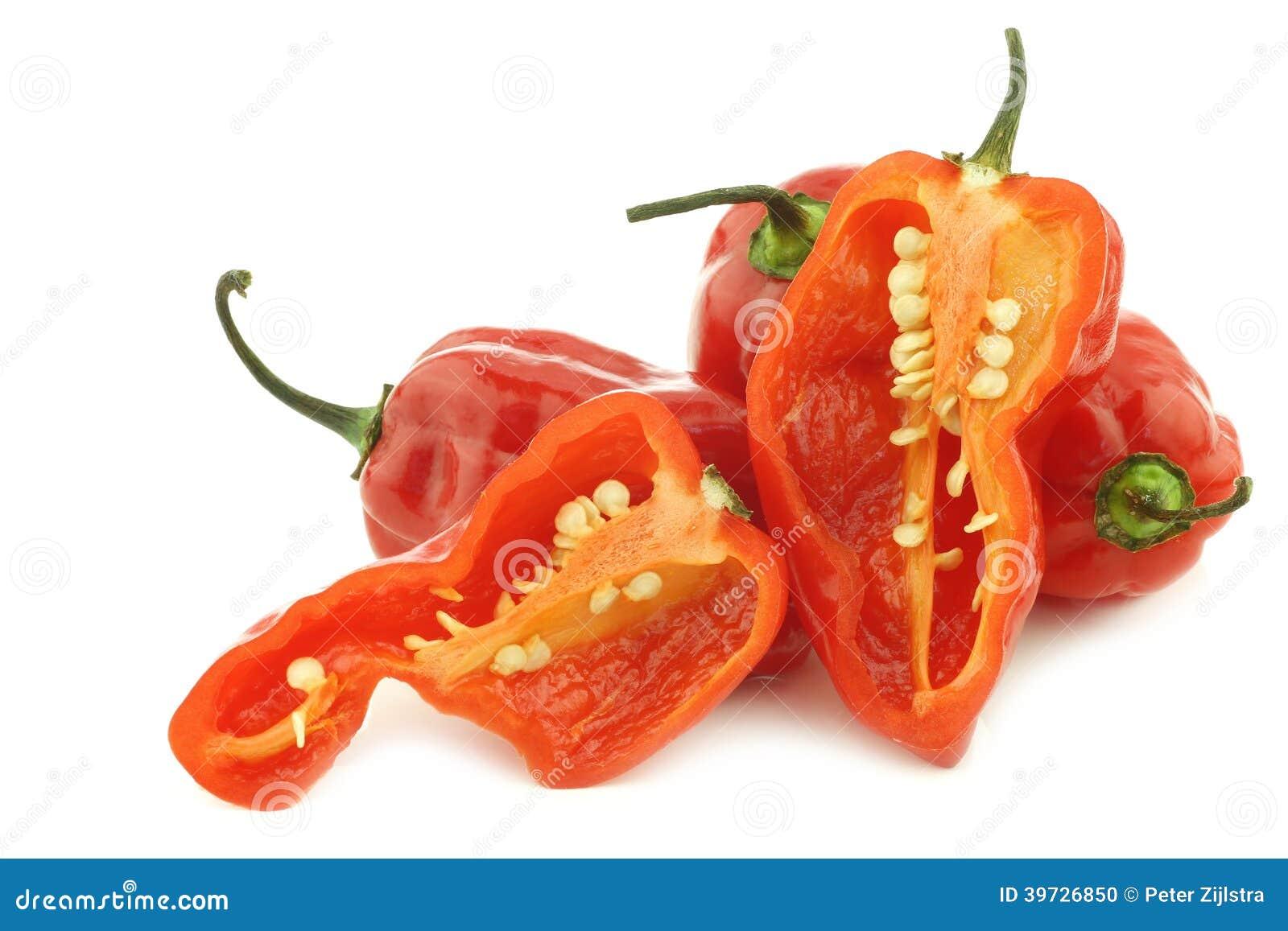 how to cut a pepper video