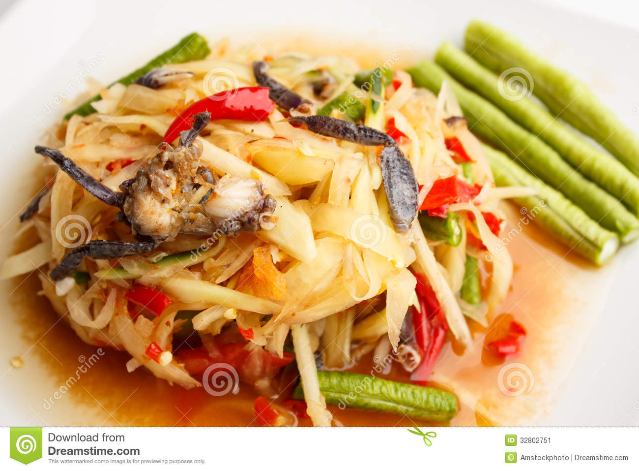 Green Papaya Salad Recipe  NYT Cooking