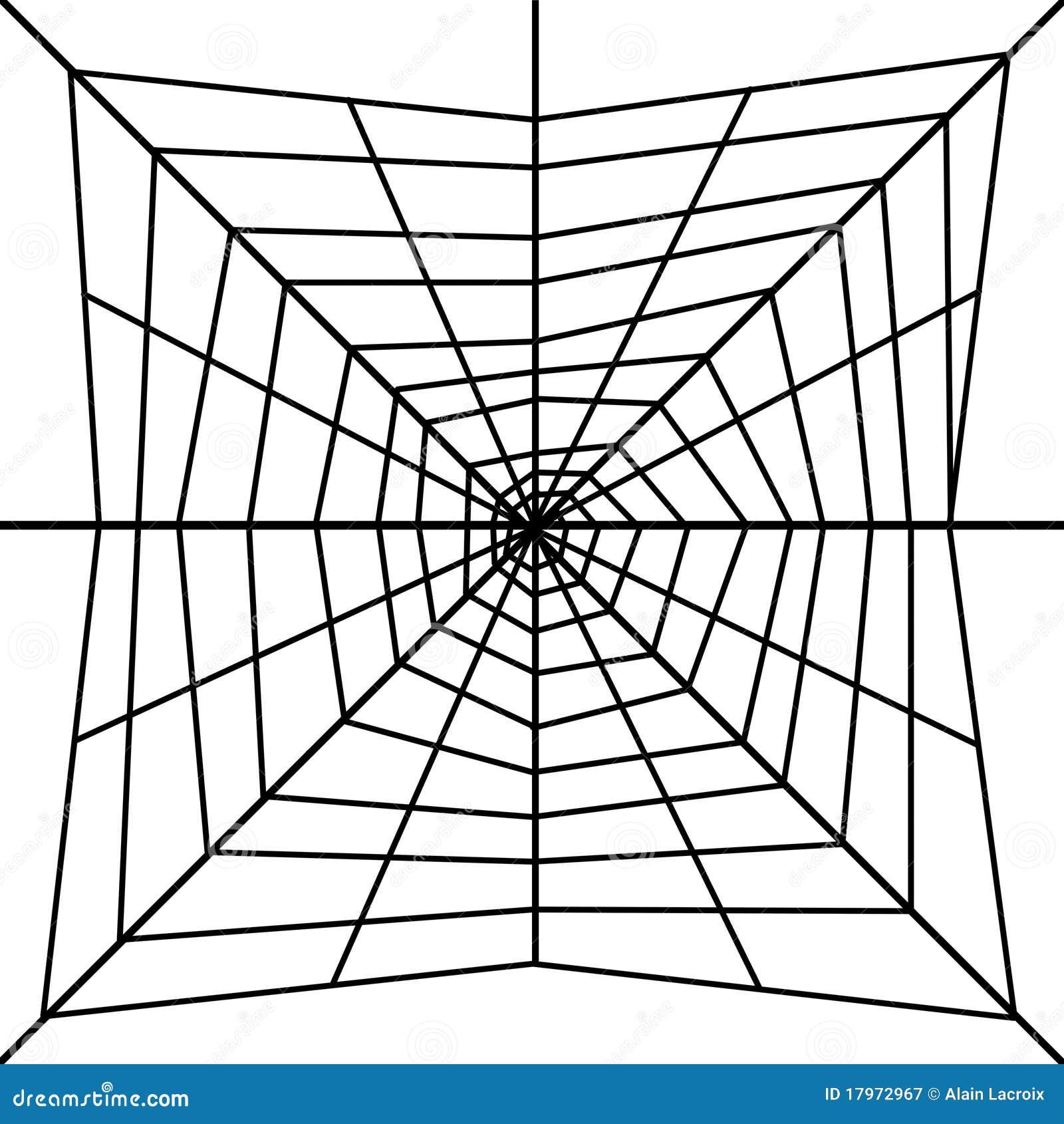Corner Spider Web Clip Art Spider-s-web-17972967.jpg