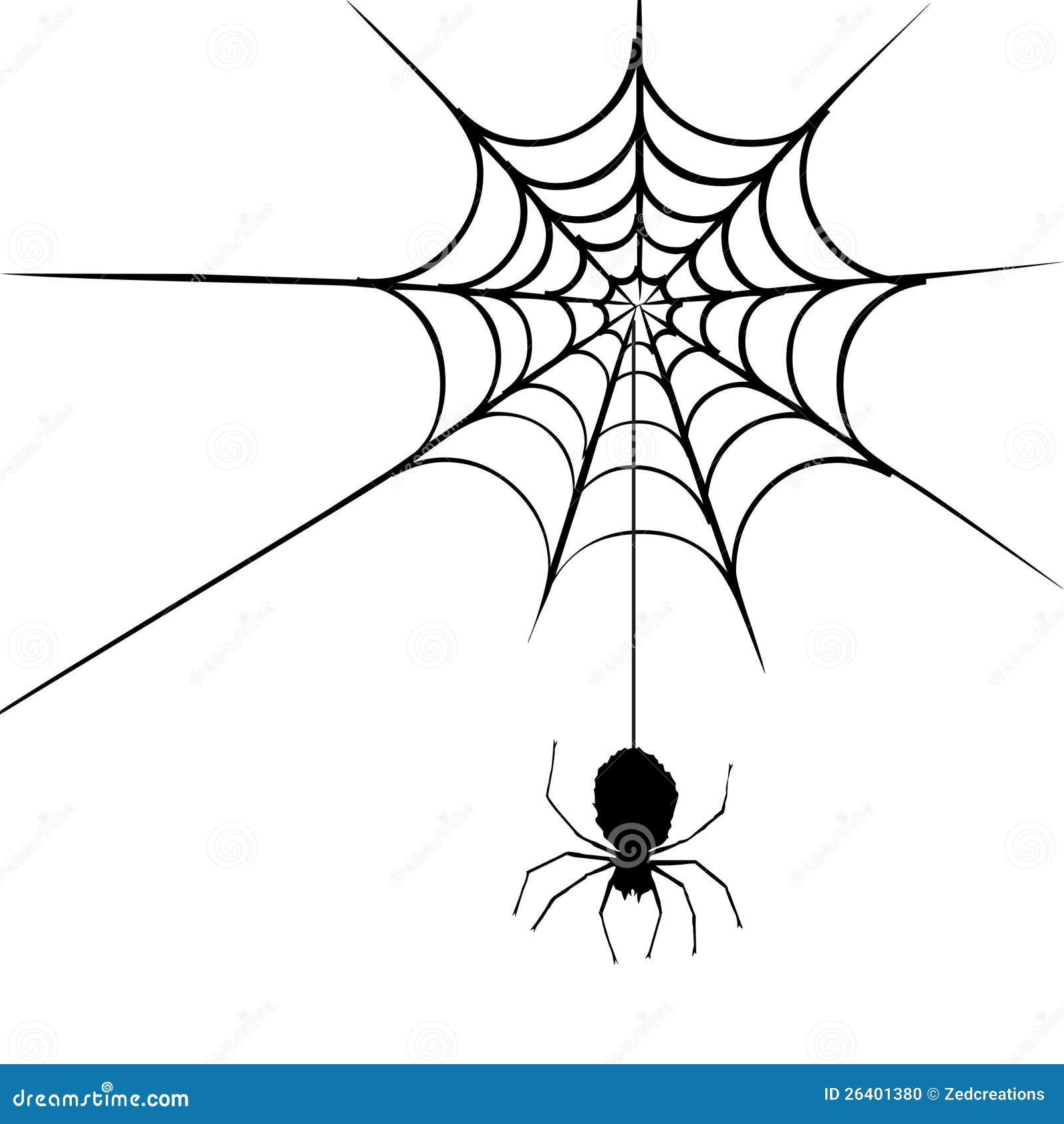 Corner spider web design - photo#28