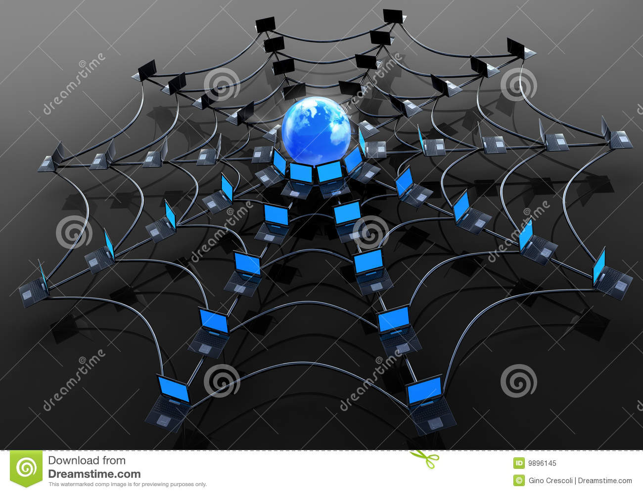 spider web concept royalty free stock photo