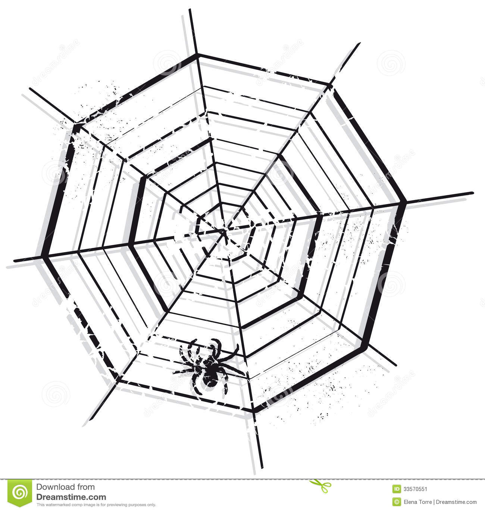 ragno halloween disegni