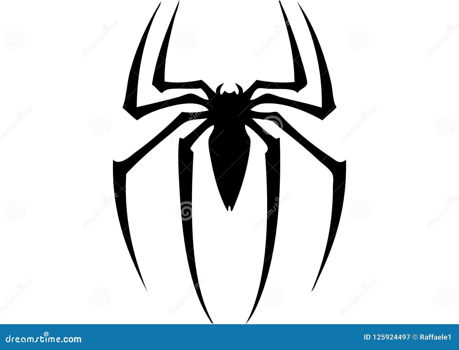 Spiderman Logo Superhero Editorial Photography Illustration Of