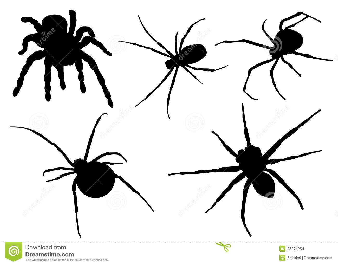black widow spider silhouette - photo #38
