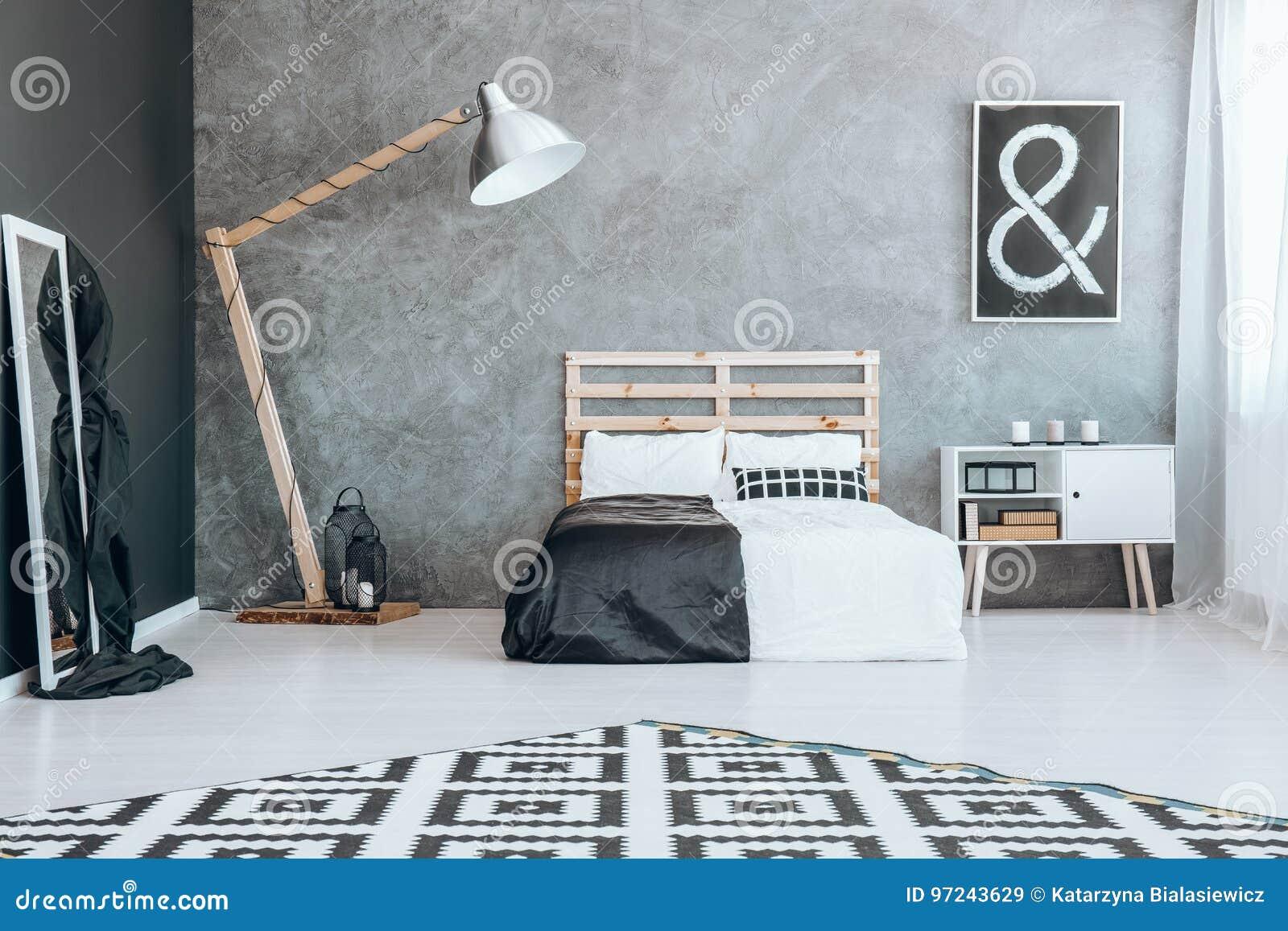 Zwart witte slaapkamer joe slaapkamer inspiratie