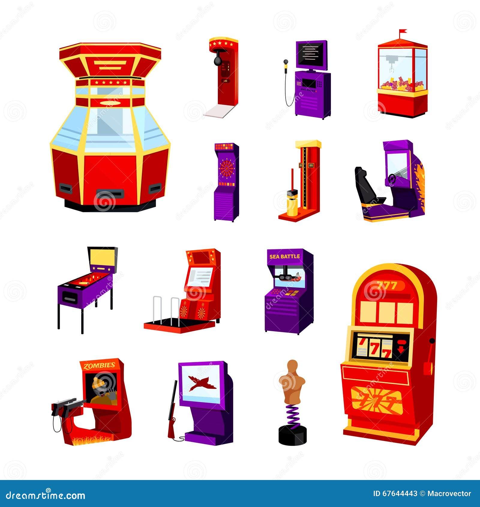 Maschinen Spiele