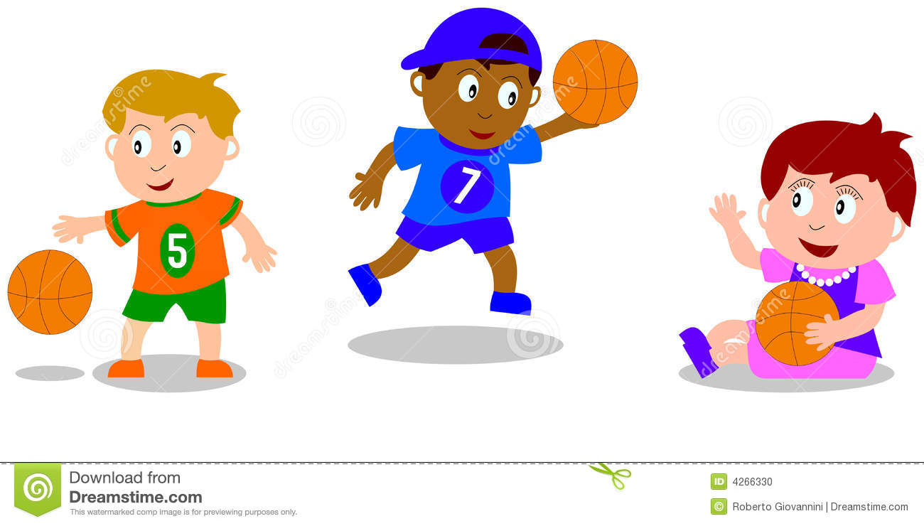 Cartoon Images Of Kids Playing American Football