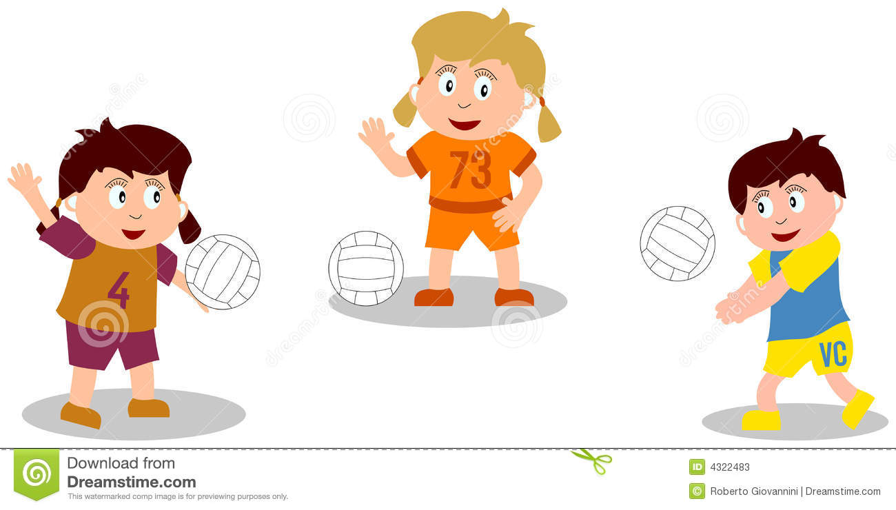 Small Kids Playing Football