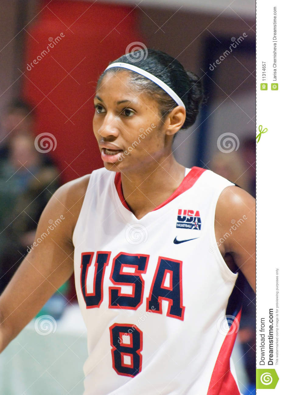 Spielerteam USA-Basketball Mccoughtry Engel