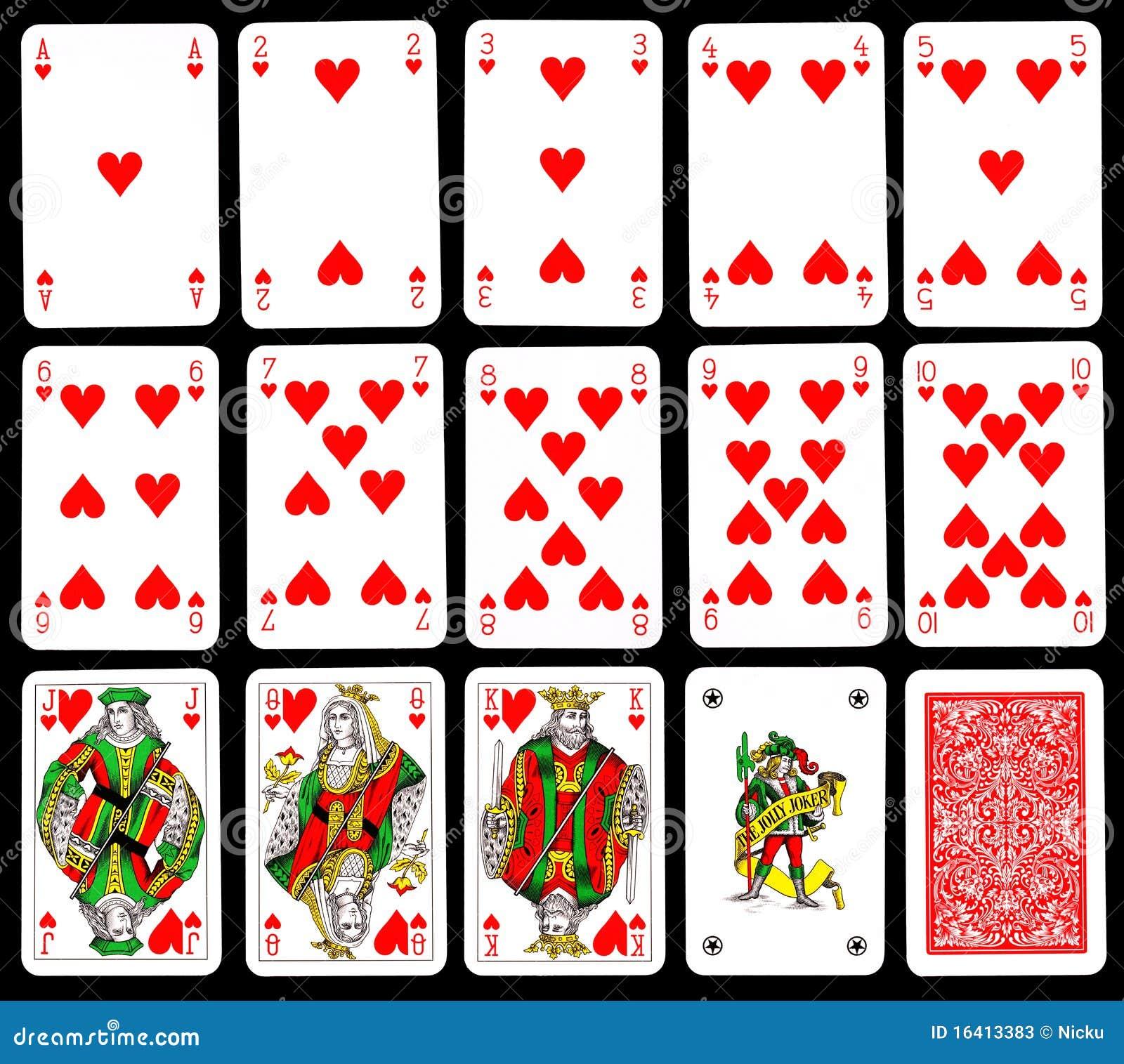 reihenfolge poker Offenbach am Main