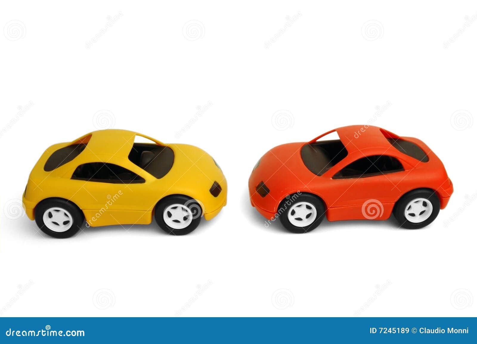Spielzeug autos lizenzfreie stockbilder bild