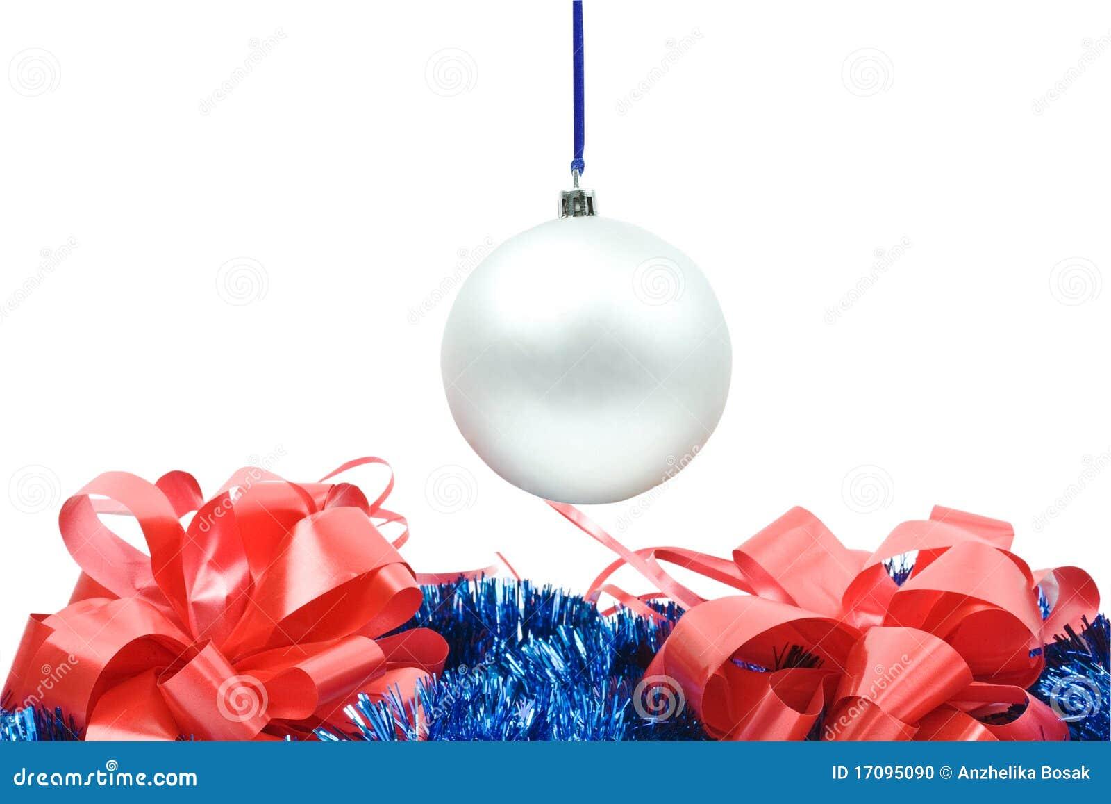 Spielzeug des hängenden neuen Jahres