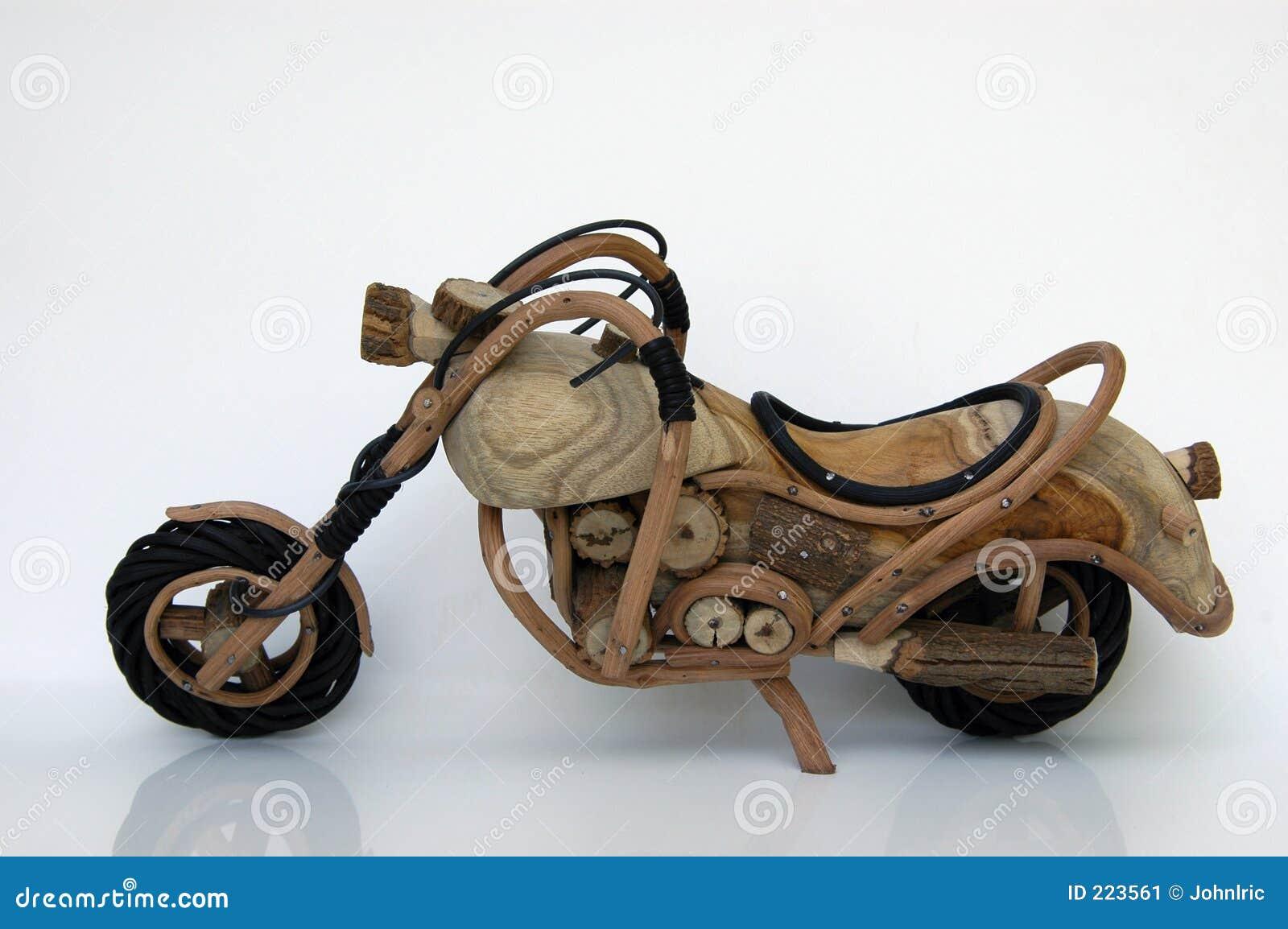 Spielzeug-Motorrad