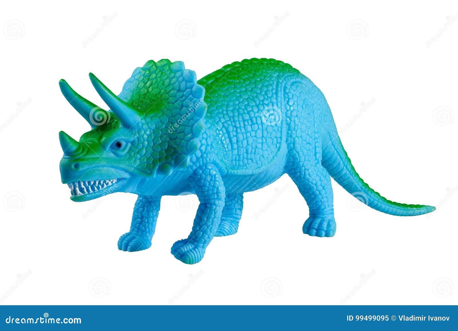 Spielzeugmodell eines Dinosauriers