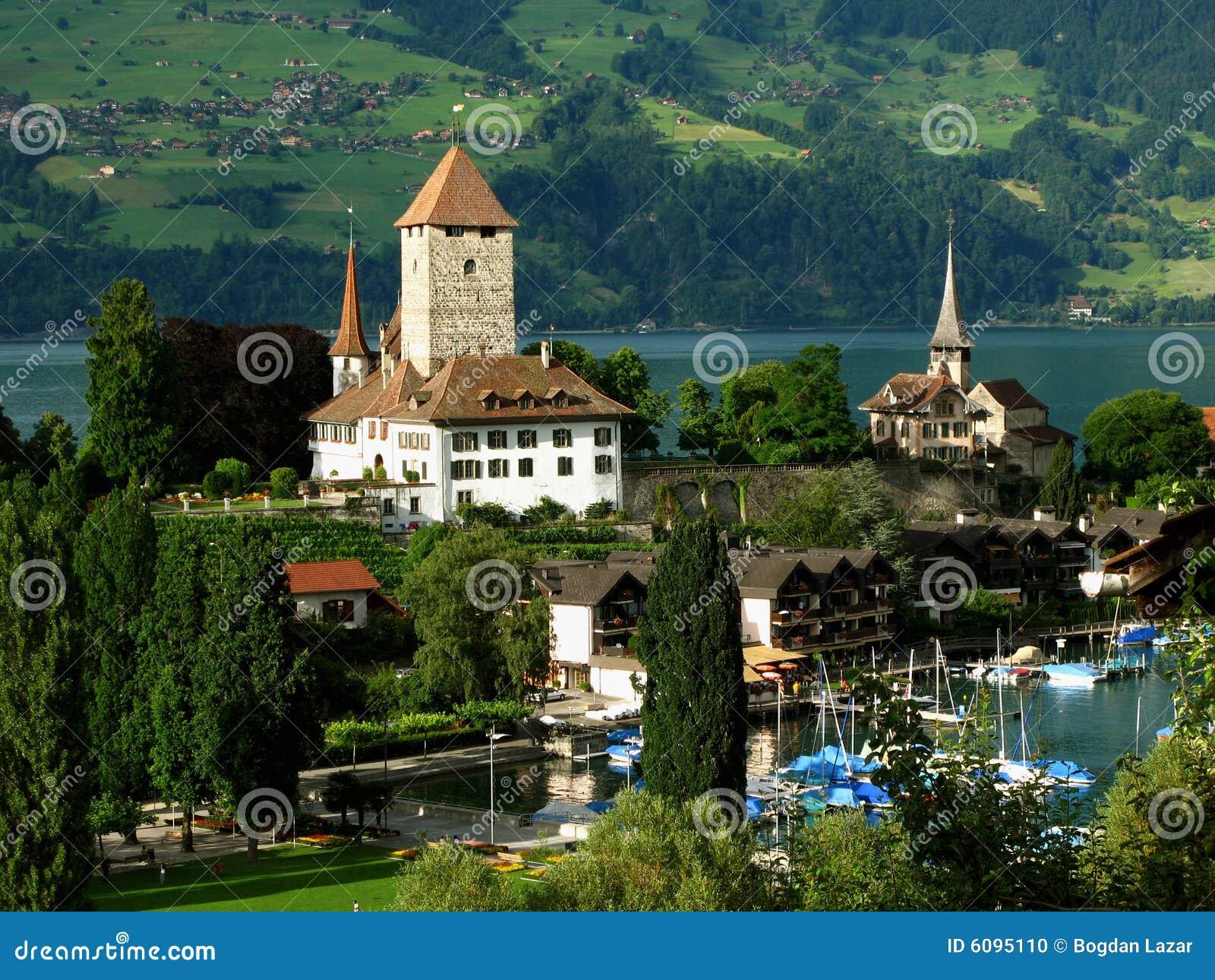 Spiez Castle 05, Switzerland