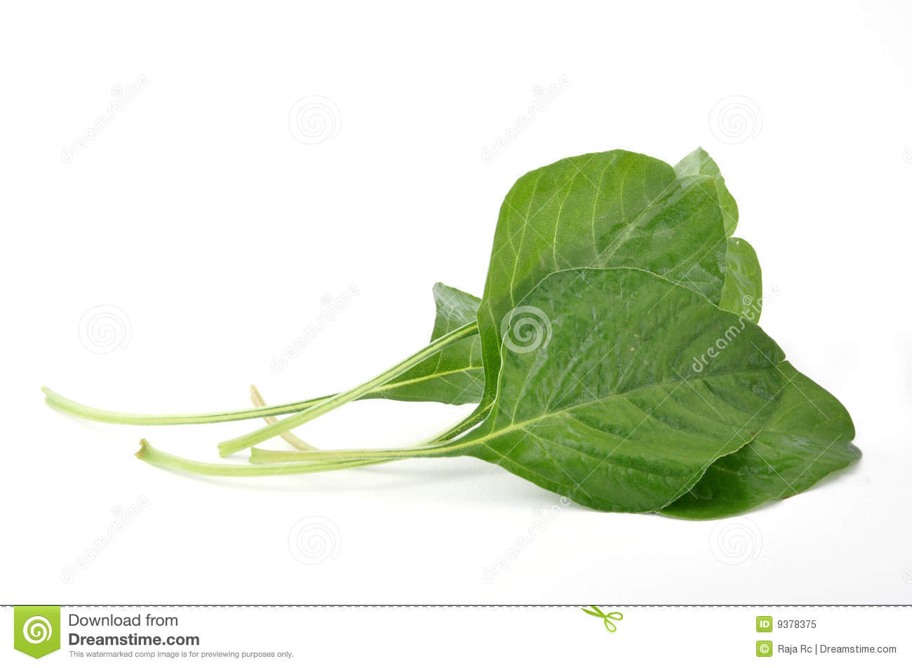 how to cook raw spinach