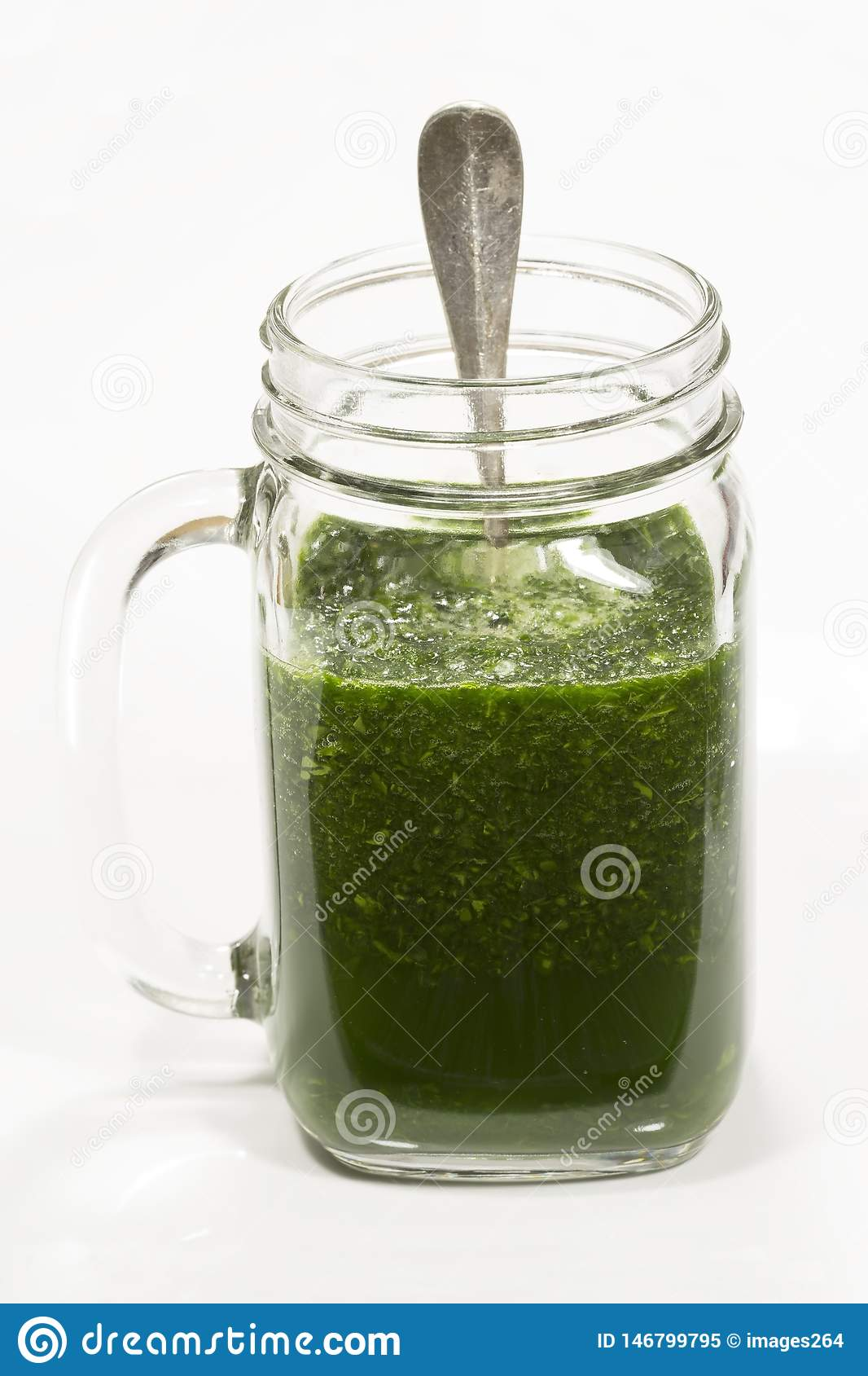 Spinach smoothy