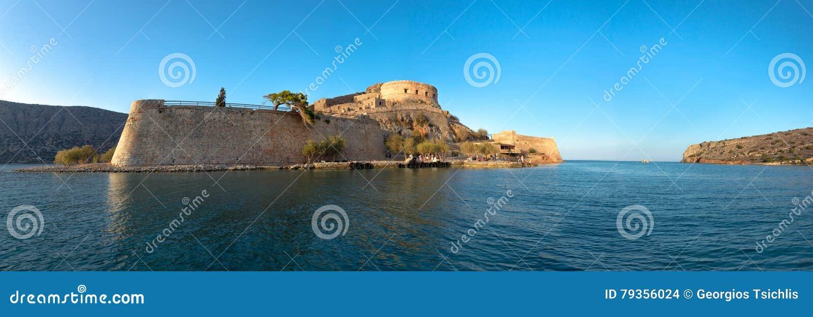 Spinalonga της Κρήτης