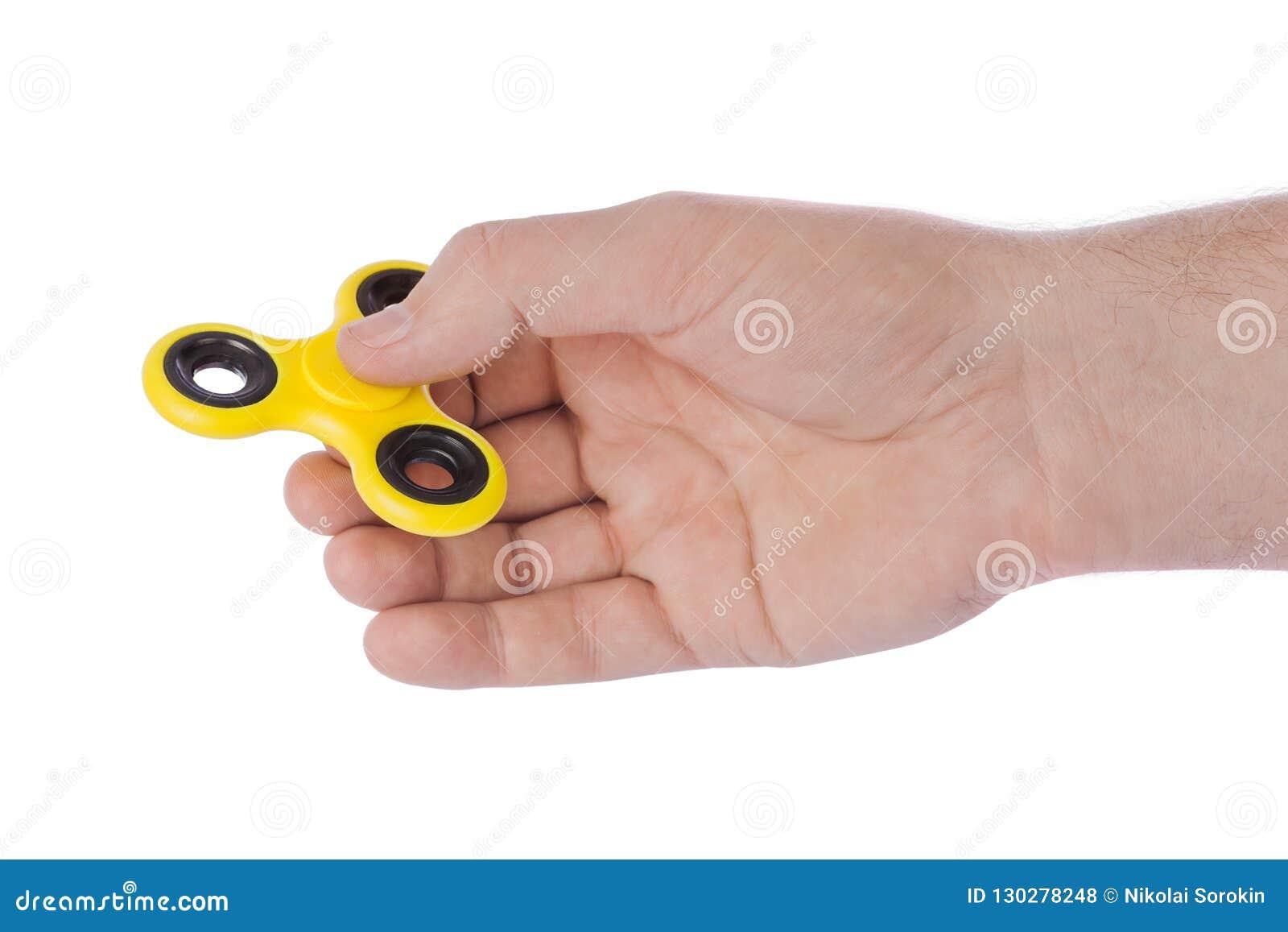 Spinner in der Hand