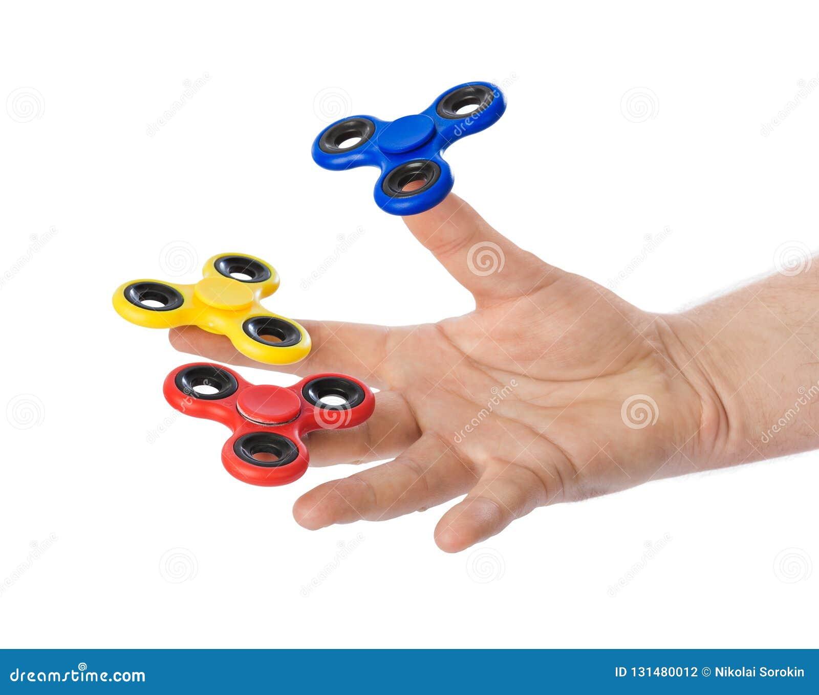 Spinners ter beschikking