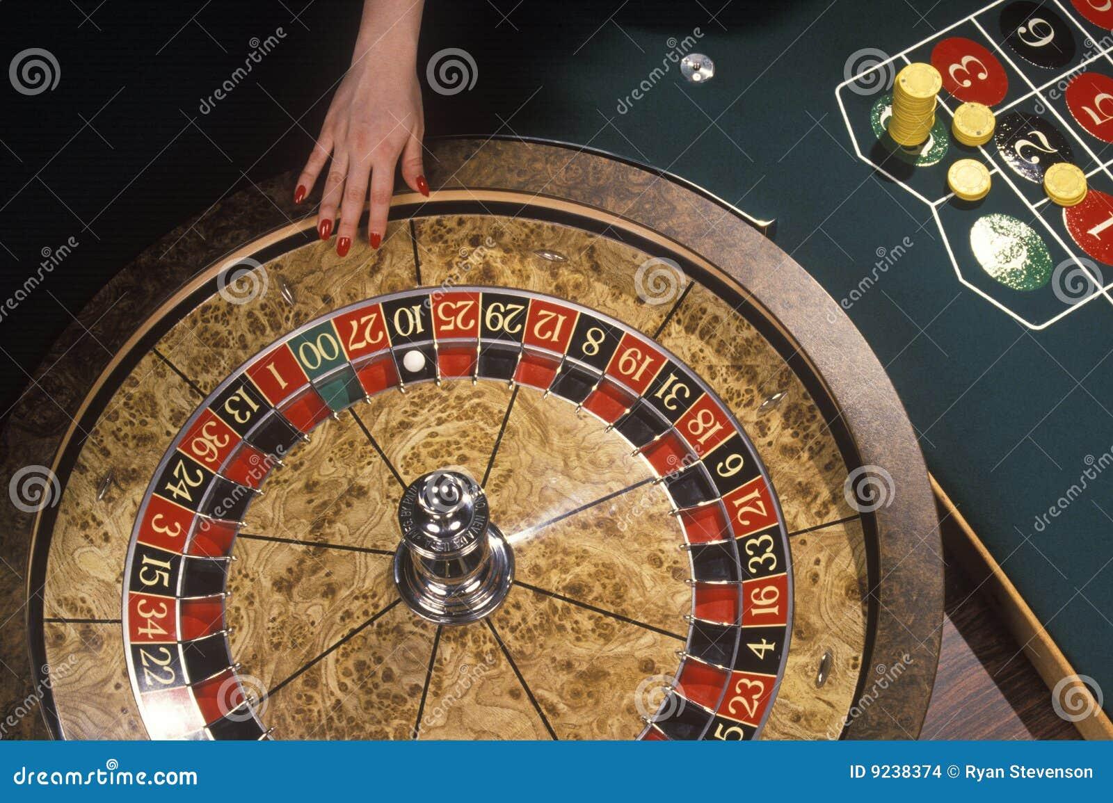 Online roulette wheel generator