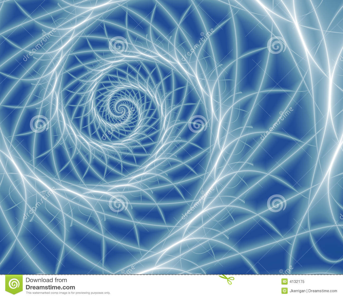 Spiral of Filaments