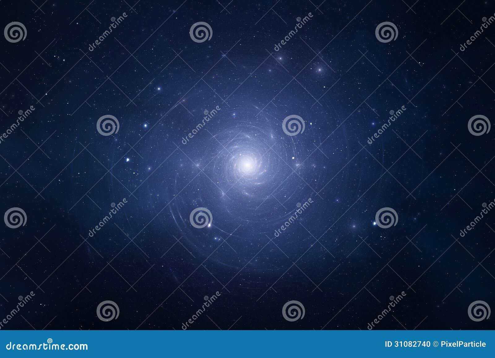 Spiral Galaxy Stock Photo - Image: 31082740